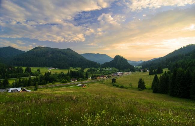 Slovenský raj zo Stratenej