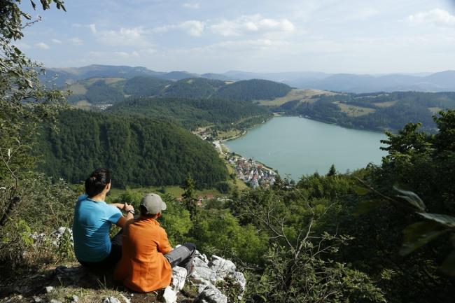 So sprievodcom na Gačovskú skalu