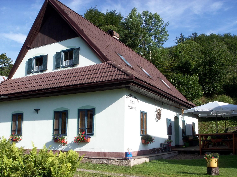 Cottages Stará Horáreň I. and II.