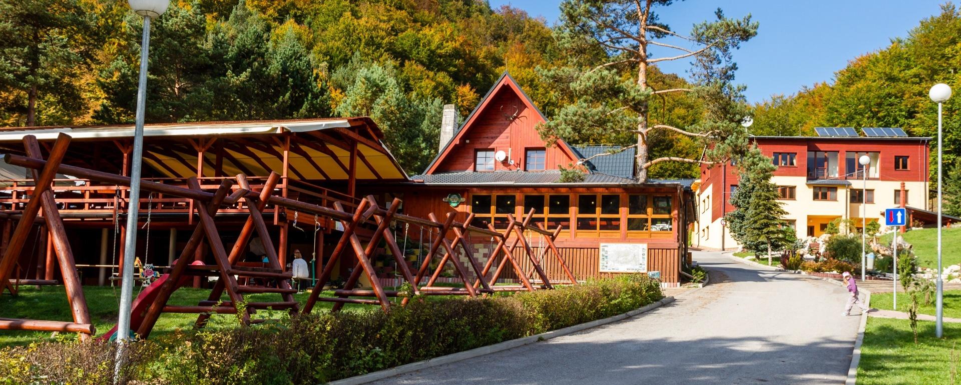 Poráč Park relax & sport centrum **