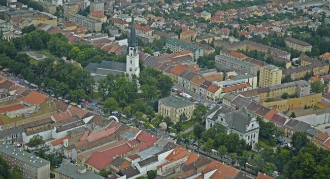 Historická Spišská Nová Ves a okolie
