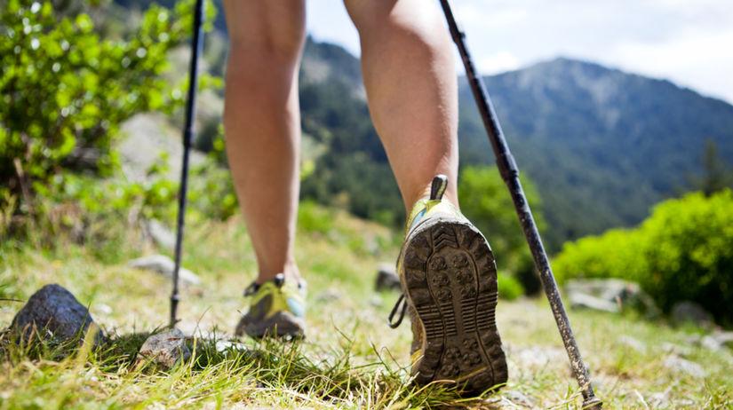 Nordic Walking (severská chôdza)