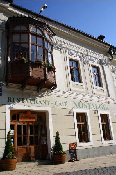 Nostalgie Restaurant & Café